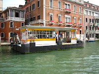 vaporetto, Venecia