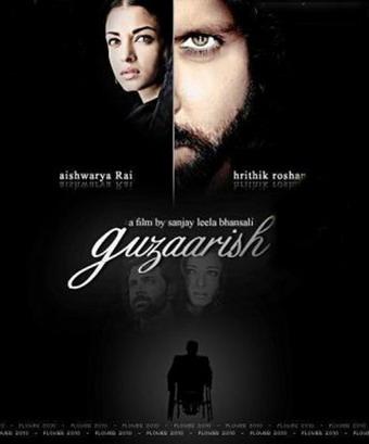 تحميل فيلم Guzaarish 2010 dvdrip هيرتيك روشان