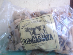 RAMBAK KULIT HANYA 27.500/setengah kilo