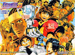 eyeshield 21 world cup, kekeke...