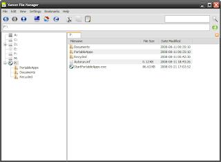 Xenon File Manager Portable