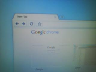 Google Chrome OS: Imagens