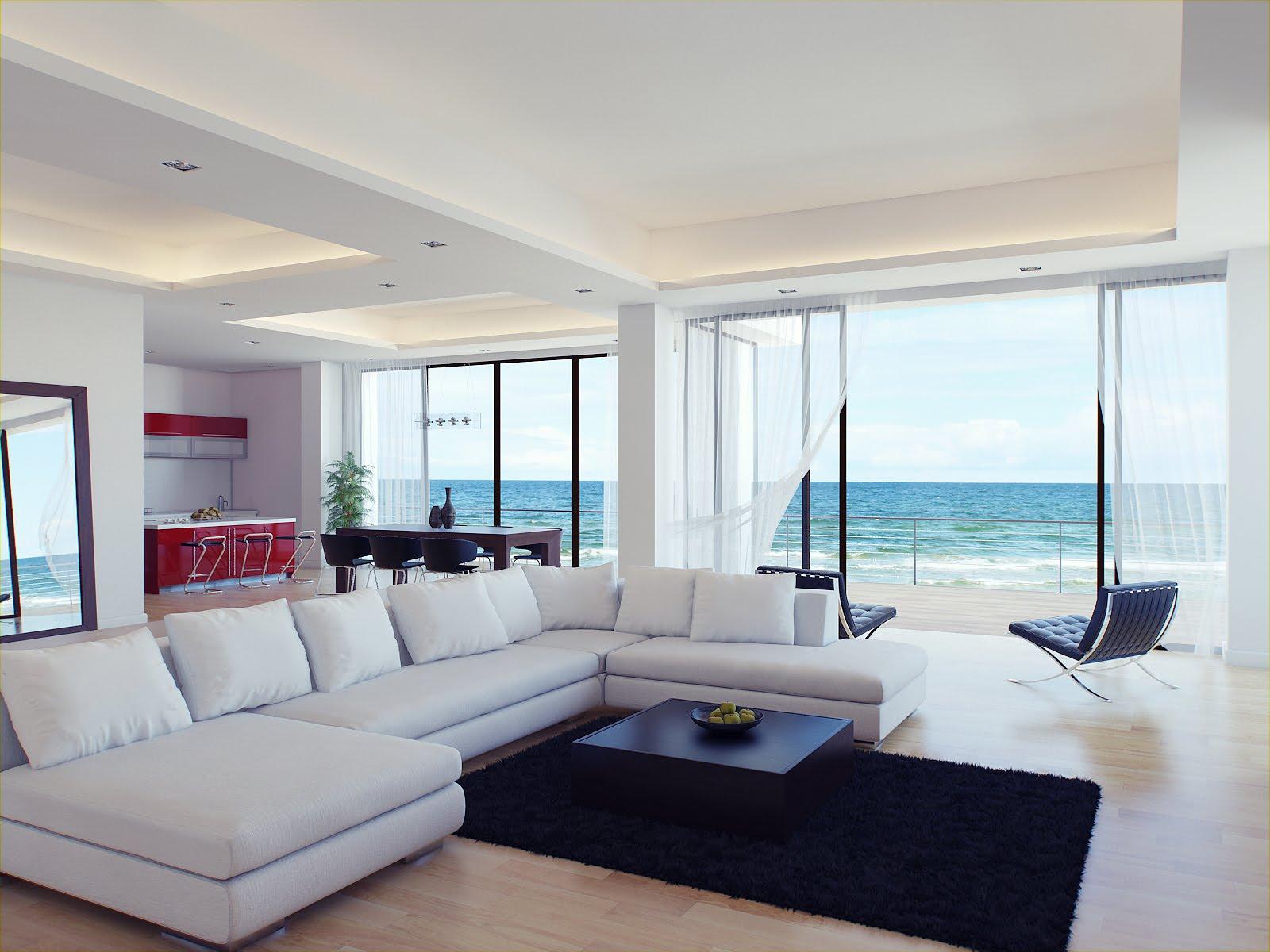 Купить квартиру за границей у моря недорого