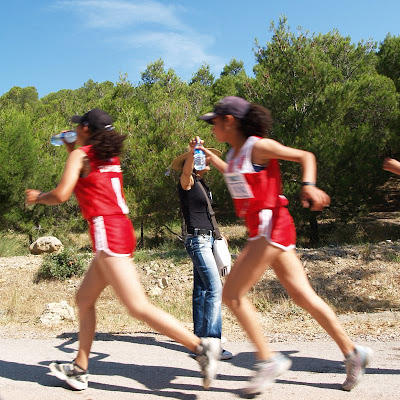 marathon, Zaghouan, Zagwane, Tunisia