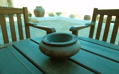 tataouine, Tunisia, ash tray