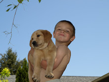 A Boy and a Dog :)