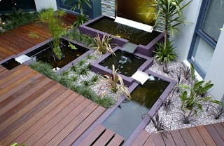Water Features Boxed Design