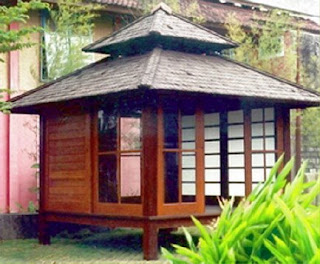 Japanese Gazebo Classic Design