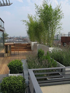 Luxury Roof Terrace Design