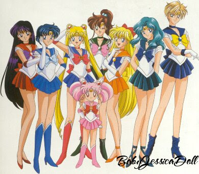 Sailor Moon Sailor+mooon