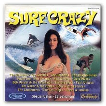 Crazy Surf - Original Surfin' Hits