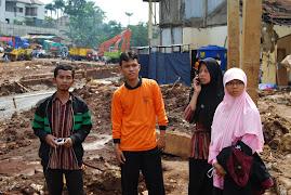 Peranan GP Perti UM.Purworejo Dalam merespon bencana tanah air