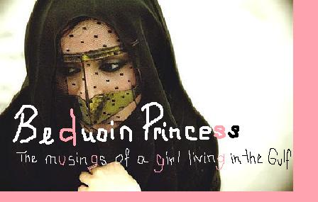 Beduoin Princess