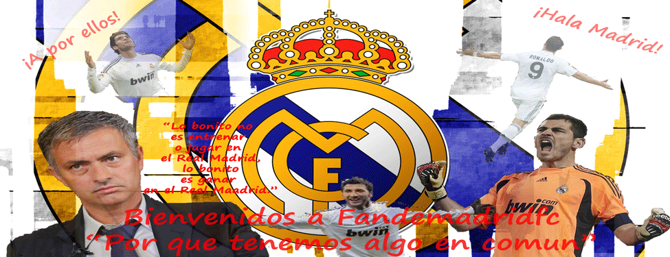 FANDEMADRIDFC EL BLOG DEL ((REAL MADRID))