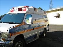 Ambulancia de lujo