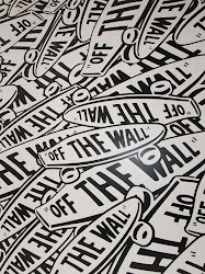 Off the wall .