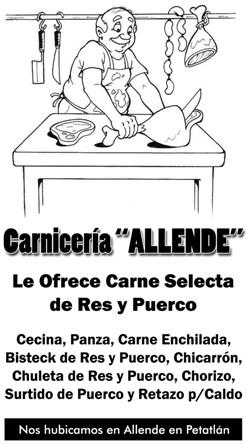Carniceria Allende