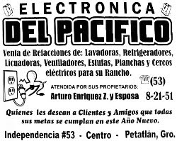 Electronica del Pacífico