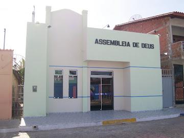 IEADESP - SEDE - Rua Eugênio Costa -Centro