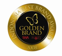 INDONESIA BEST BRAND AWARD  2008
