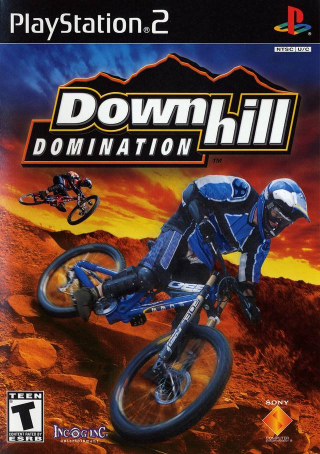 PASSWORD , CHEATS PS2 * Downhill Domination