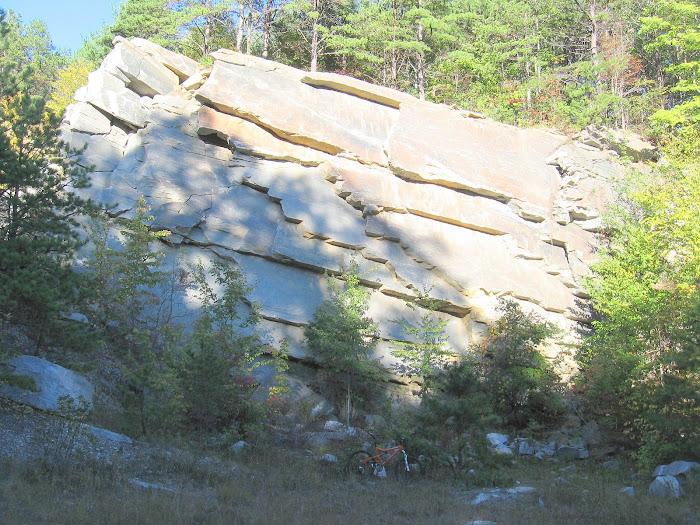 DuPont Rock Quarry