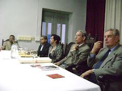 En la Academia Dominicana de la Lengua