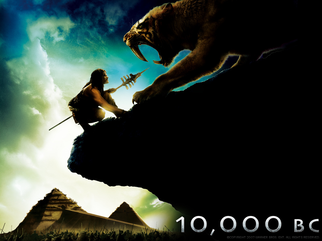 10 000 Bc Harald Kloser: DOWNLOAD DIVX VIDEO SONGS: 10,000 BC (film