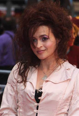 helena bonham carter fashion accessories || harry potter and the halfblood prince
