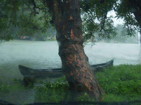 Rainy Kerala, Rain Kerala, Kerala Rains, Kerala Rain Pictures , Rain in Kerala