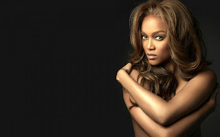 Tyra Banks 1680x1050 widescreen Beautiful poster