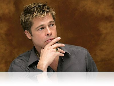 brad pitt desktop wallpaper