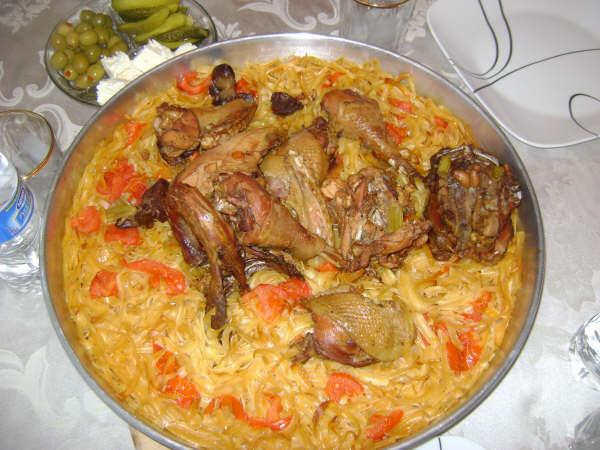 Welcome to the mystery of albania albanian traditional for Albanian cuisine
