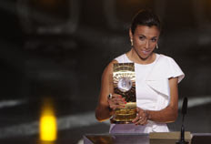 Marta: Melhor Jogadora de futebol do mundo