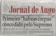 Pior balanço da justiça em Angola não poderia ser feito