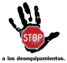 Stop desequipamientos...