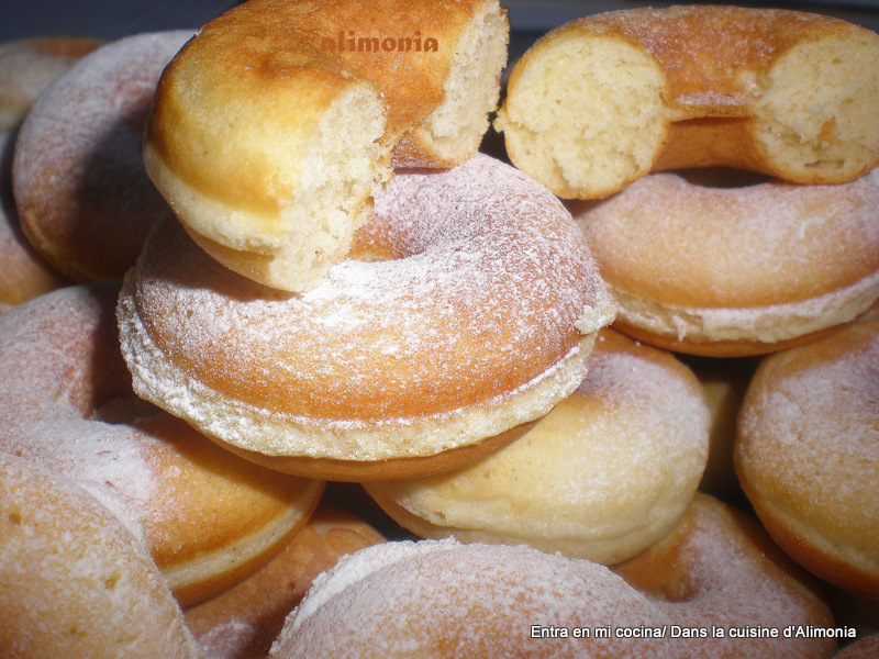entra en mi cocina alimonia cuisine mini donuts a. Black Bedroom Furniture Sets. Home Design Ideas