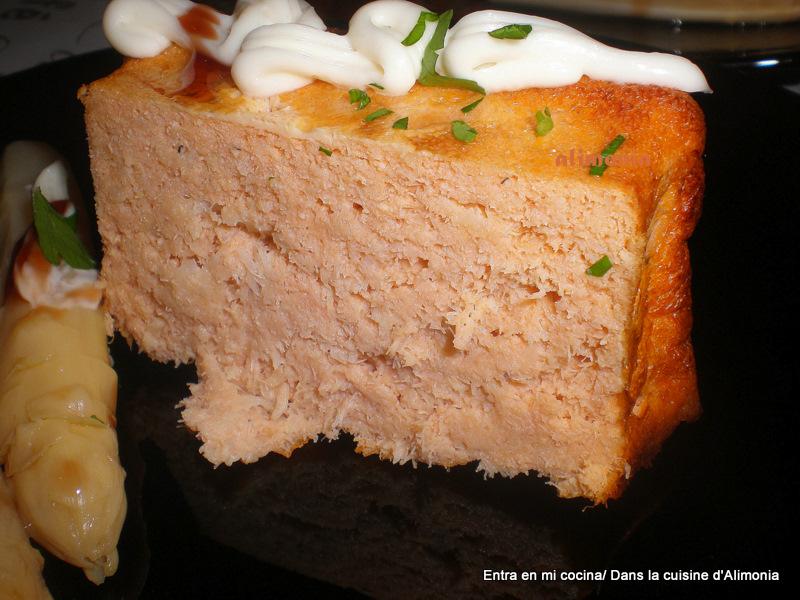 Cake Sal Ef Bf Bd Sans Fromage Ni Jambon