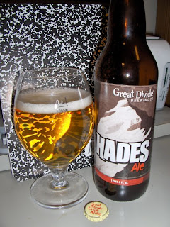 Great Divide Hades Ale