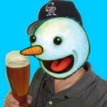 Snowman Dave