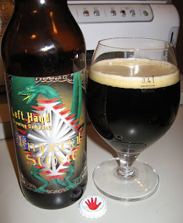 Left Hand Imperial Stout 2008
