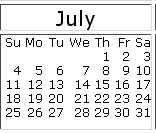 July 2010 events