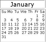 January 2010 Events