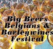Big Beers Belgians & Barleywines Festival