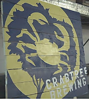 Crabtree Brewing sign