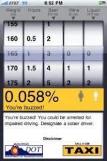 R-U-Buzzed app