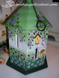 Birdhouse Hex