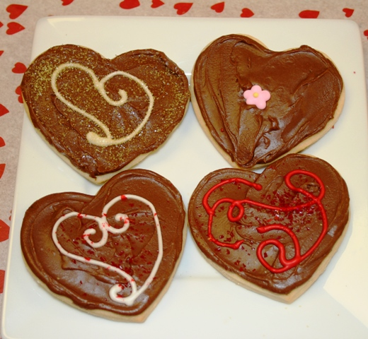 Country Cupboard Cookies Blog: Valentine's Day Cookies make great ...