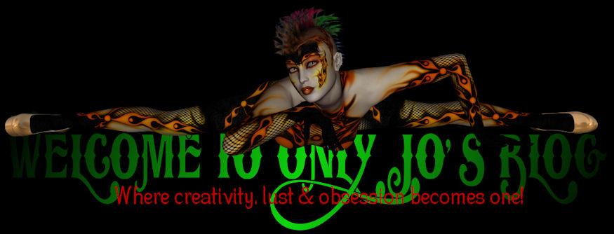 Only Jo's Blog
