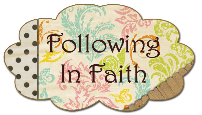 Following in Faith
